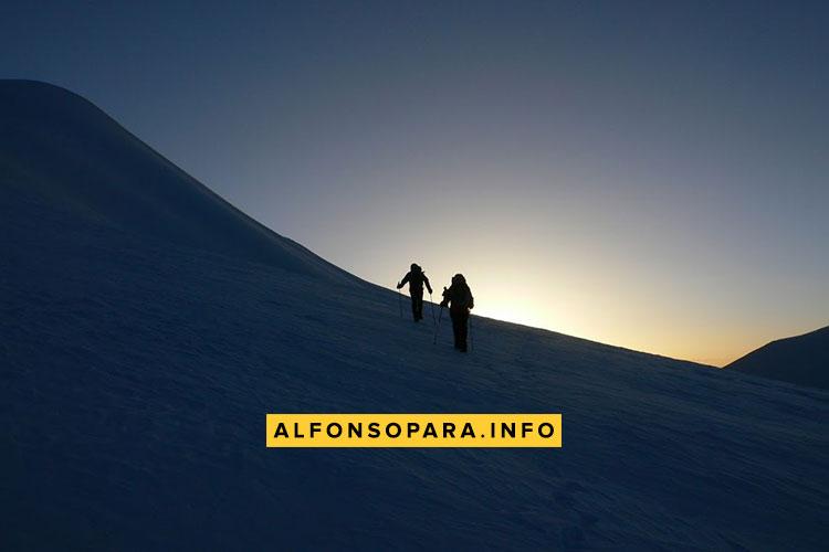 Alpinismo en el Tíbet