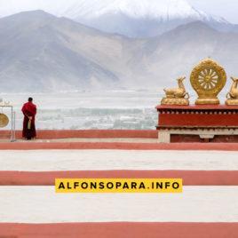 el corazon del tibet central