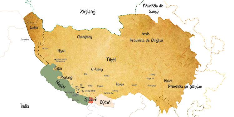 el gran tibet