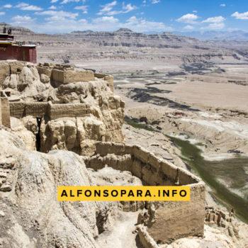 Reino Guge Tibet